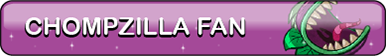 PvZ Heroes Button : Chompzilla