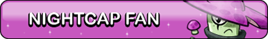 PvZ Heroes Button : Nightcap by reika-01
