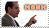 Monk-o-phile Stamp 1 by Eyespiral