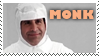 Monk-o-phile Stamp 2 by Eyespiral