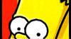 DA Stamp: Bart Simpson by Terrami
