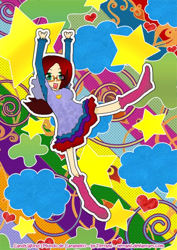 Candy World-Mundo de Caramelo by Terrami