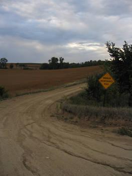 Minimum Maintenance Road