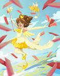 CCS: Yellow Dress
