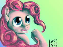 Pinkie Pie by Koskish