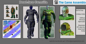Dead-face Carmilla by Koskish
