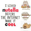 I liked Nutella...before the internet made it cool