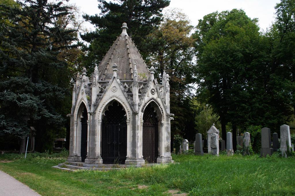 Graveyard 01 by SaturniaStock