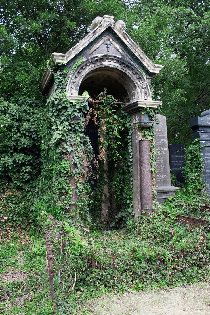 Graveyard 02 by SaturniaStock