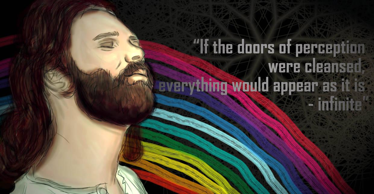 If the doors of perception... by Meterpustermann