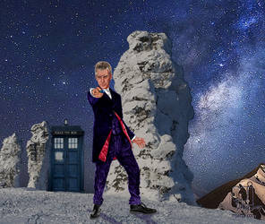 The12thDoctor web by mjarts