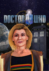 Doctor Who poster 5 shirt by mjarts