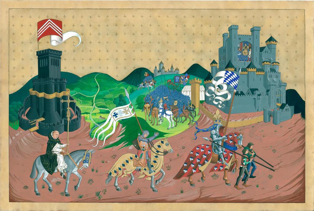 Ortus Regni Tapestry