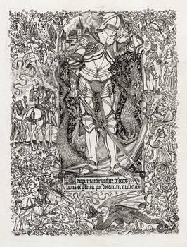 Sankt Goran och Draken