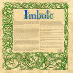 Imbolc,  Book Of Shadows