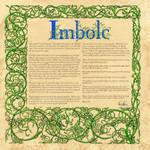Imbolc,  Book Of Shadows