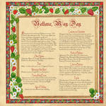 Book of Shadows Customs of Beltane