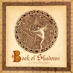 Book of Shadows, Title Page by Brightstone
