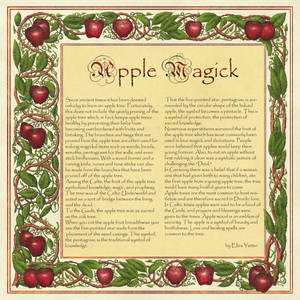 Book of Shadows, Apple Magic