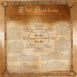 Book of Shadows, Wheel of the Year, Page 2