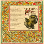 Book of Shadows Harvast Home-Thanksgiving Prayer