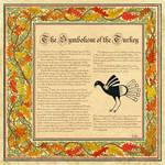 Book of Shadows Turkey as a Symbol