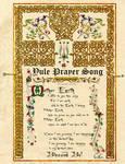 Yule Prayer Song, Illuminated Manuscripts