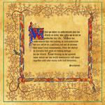 Book of Shadows Pagan Manifesto Page 1
