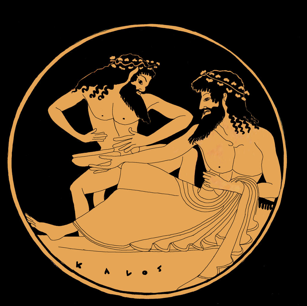 contrasting apollo and dionysus in greek mythology Dionysus (bacchus, the wanderer) dionysus was an olympian god of wine, festivals and pleasurehe was so popular among gods and mortals that many festivals, which were being held during a year, were in his honor.