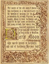 Dark Moon  by Brightstone