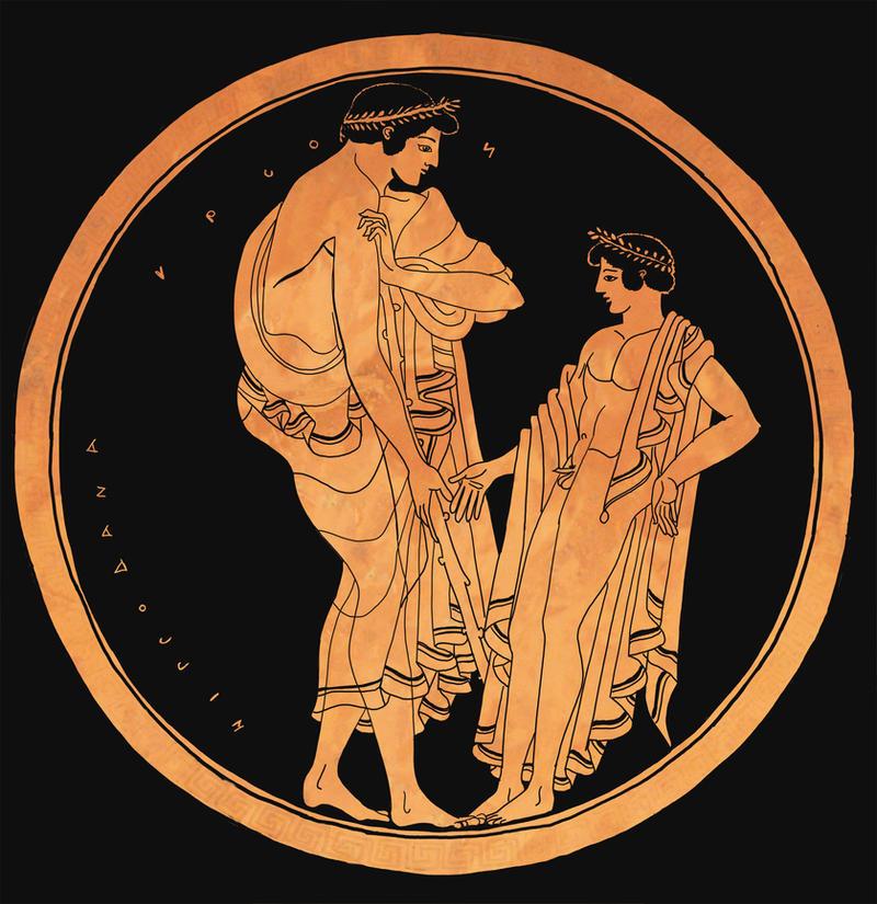 Greek Vases And Art Painting Folder By Brightstone On Deviantart