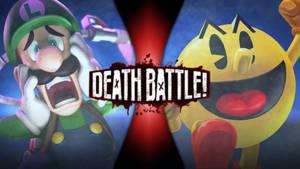 Luigi VS Pac-Man