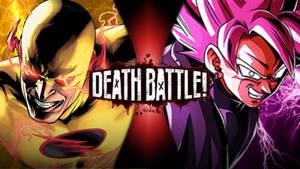 Reverse Flash VS Goku Black V2