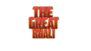 The Great Khali Logo. by Swiiftism