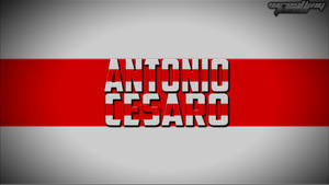 Antonio Cesaro Wallpaper. by Swiiftism