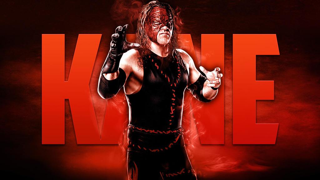Kane Wwe Latest Hd Wallpaper 2013 14: Kane WWE 2k14 Wallpaper. By Swiiftism On DeviantArt