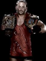 RVD WWE 2k14 Render by Swiiftism
