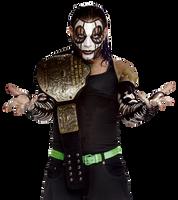Jeff Hardy WWE 2K14 Custom Render. by Swiiftism