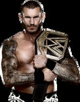 Randy Orton WWE 2K14 Custom Render by Swiiftism