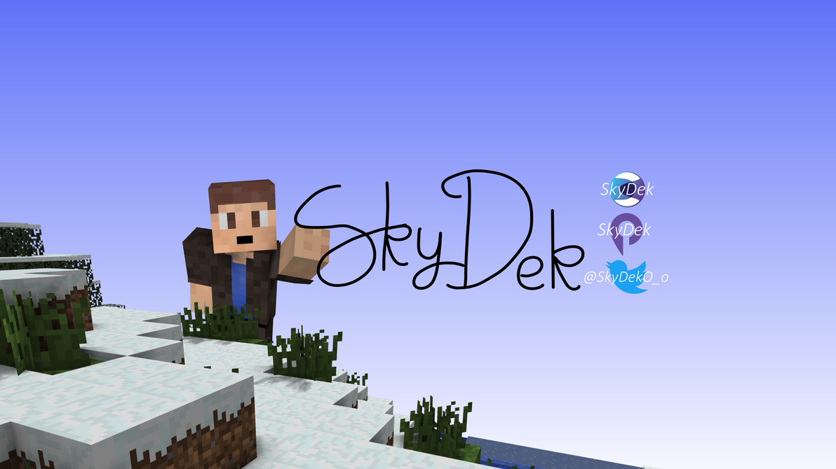 Updated Banner for SkyDek by SOAWdraws