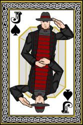 Jack of Spades by Kicktar