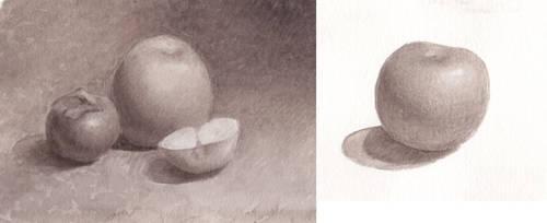 From art school. by Aisha-Autumn