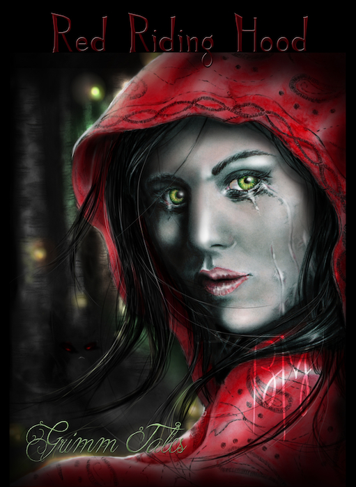 Red Riding Hood ~ GRIMM