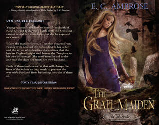Dark Apostle: novella (E.C. Ambrose) ~ Book Cover
