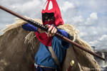 Ashitaka from Mononoke Hime Cosplay