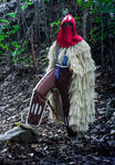 Ashitaka from Mononoke Hime Cosplay