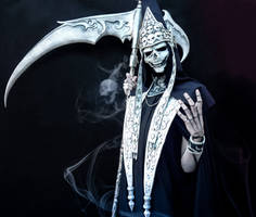 Death from Castlevania Cosplay by Reneks