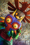 Skull Kid from TLOZ: Majora's Mask