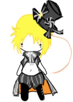 Chibi doodle dump2
