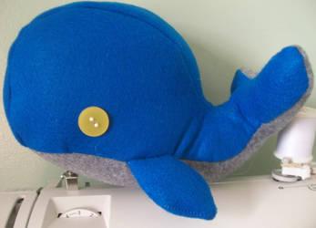 Blue-Ga Whale